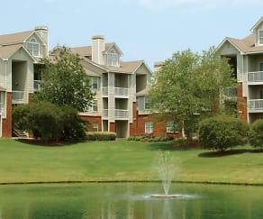 Building, Vaughn Lakes