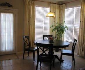 Dining Room, 1508 Ector Drive
