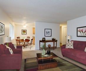 Living Room, Glenbrook Manor