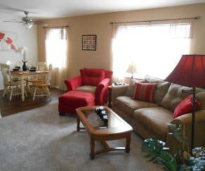 Living Room, Golden Tower