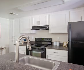 Kitchen, Embarc at West Jordan