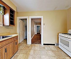 Kitchen, 1112 Valley St