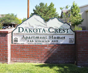 Community Signage, Dakota Crest