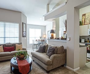 Living Room, Chateau des Lions