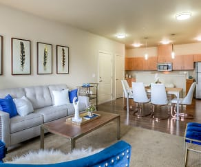 Living Room, Discovery Heights