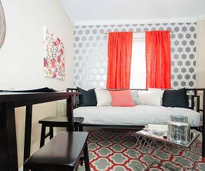 Bedroom, 424 W. Diversey