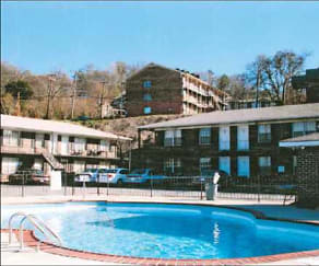 Pool, Cliff Terrace