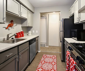 Kitchen, The Atwood at Eden Prairie
