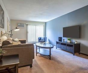 Living Room, Cedars of Edina