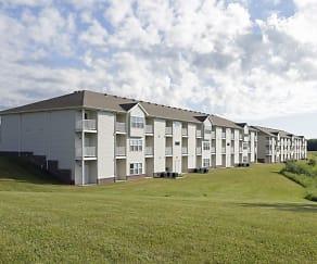 Building, University Parke Suites