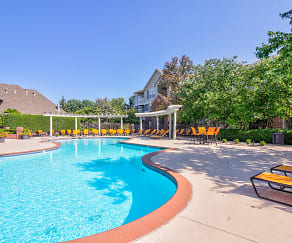 Pool, Summit Ridge Apartments