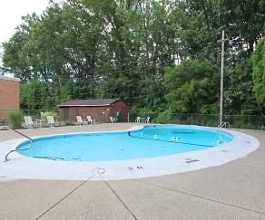 Pool, Brendan Court