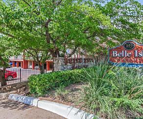 Community Signage, Belle Isle Terrace