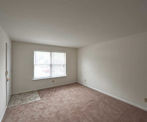 Living Room, Collinwood Apartments