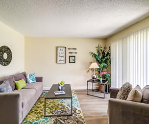 Living Room, Woodlake Village