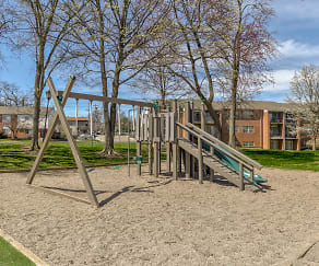 Playground, Woodmere Apartments