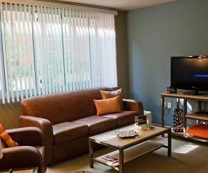 Living Room, University Gateway