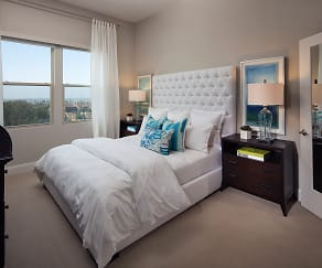 Bedroom, Villas Fashion Island