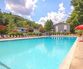 Pool, Pebble Creek Apartment Homes