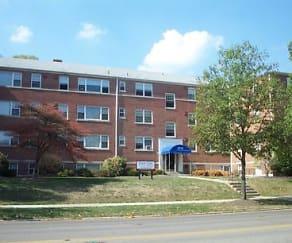 Building, Eden Cliff Apartments