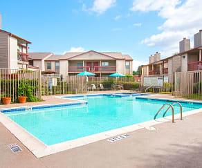 Pool, Sandstone Apartments