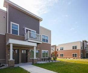 Building, Grand View Townhomes