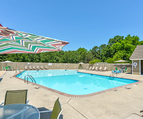 Pool, Bridgewood Apartments
