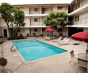 Pool, Rancho La Paz