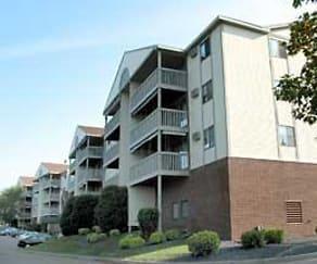 Building, The Ridge Apartments