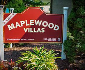 Community Signage, Maplewood Villas