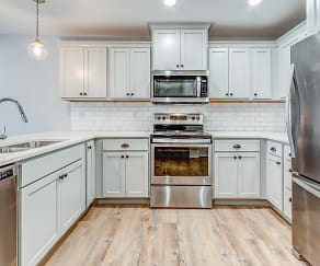 Kitchen, The Edition at South Shore Landing