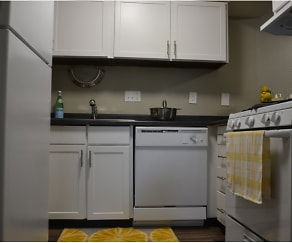 Kitchen, Crossing at Northpointe