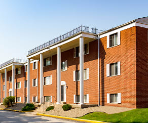 Building, Edgewood Terrace