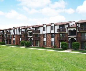 Building, Brookside Apartments