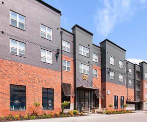 Building, Trifecta Apartments
