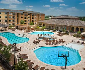 Pool, Villas in Westover Hills