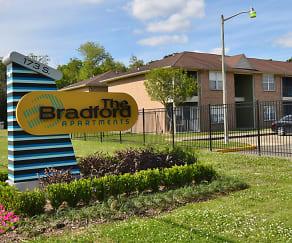 Community Signage, The Bradford