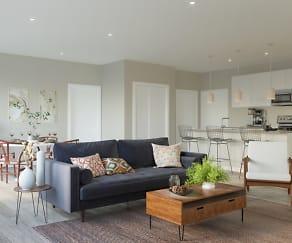 Living Room, Westown at Wilson