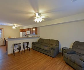 Living Room, Fairdale Commons