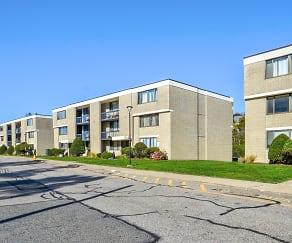 Building, Windjammer Cove Apartments