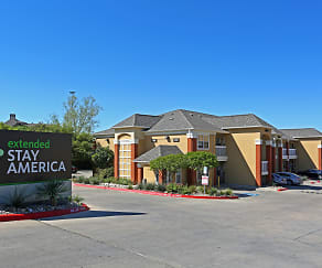 Community Signage, Furnished Studio - Austin - Arboretum - South
