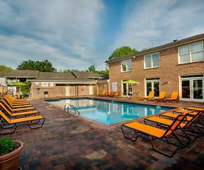 Pool, Ascot Place