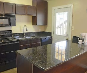 Kitchen, The Woods at Stone Mountain