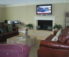 Living Room, Falcon Lair