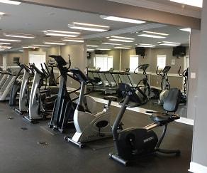 Fitness Center, Gables Morningside