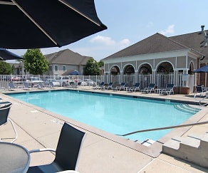 Pool, The Club At Autumn Ridge