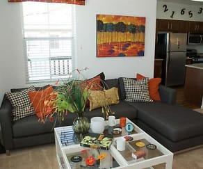 Living Room, Arzano