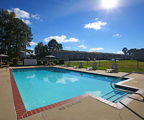 Pool, Summerwood Townhomes