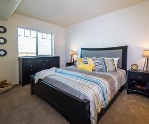 Bedroom, Triton Terrace