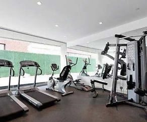 Fitness Weight Room, 40th and Chestnut Street